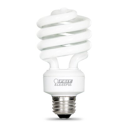 23W E26 Fluorescent Light Bulb Pack of 4