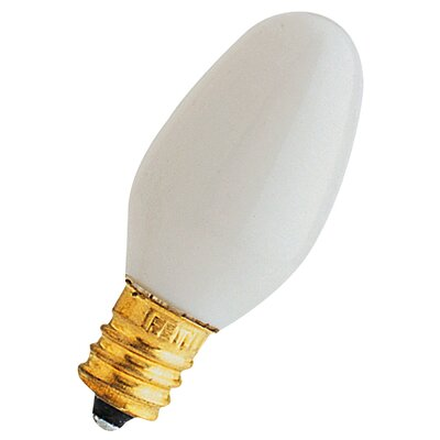 7W 120-Volt Incandescent Light Bulb (Pack of 4)