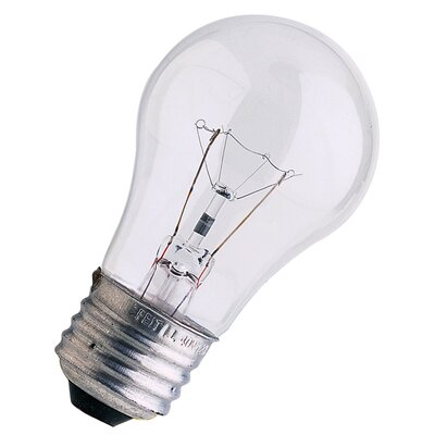 120-Volt Incandescent Light Bulb Wattage: 25W