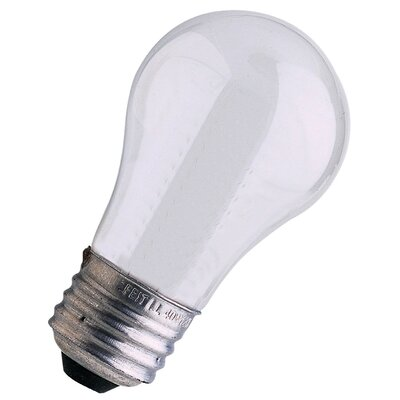 40W 120-Volt Incandescent Light Bulb (Pack of 2)