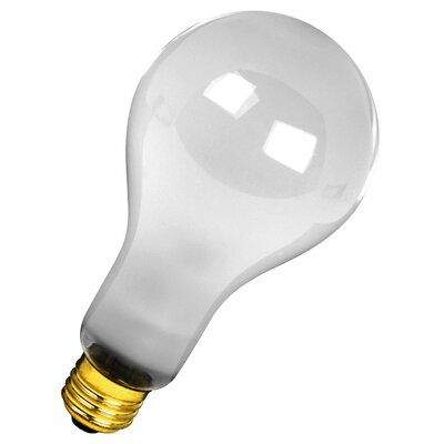 120-Volt Incandescent Light Bulb Wattage: 50/250