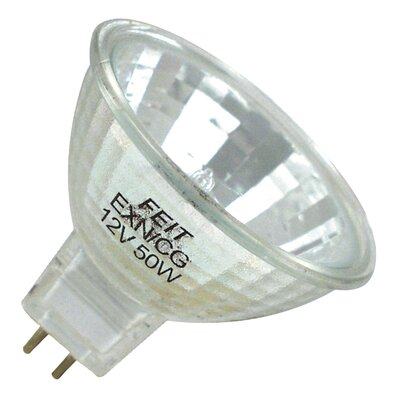 50W 12-Volt Halogen Light Bulb (Pack of 3)