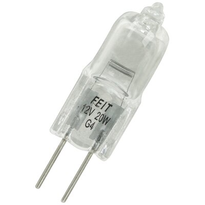 20W 12-Volt Halogen Light Bulb