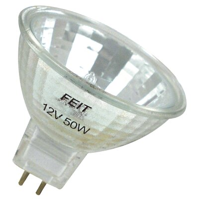 50W 12-Volt Halogen Light Bulb