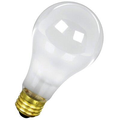 120-Volt Incandescent Light Bulb Wattage: 150W