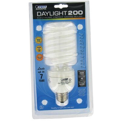 40W Fluorescent Light Bulb