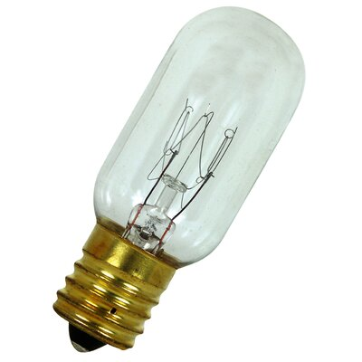 25W 120-Volt Incandescent Light Bulb Bulb Type: Intermediate