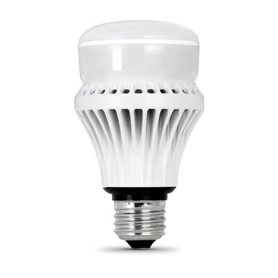 Frosted E26/Medium LED Light Bulb Bulb Temperature: 5000K