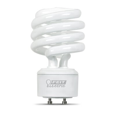 75W (2700K) Fluorescent Light Bulb