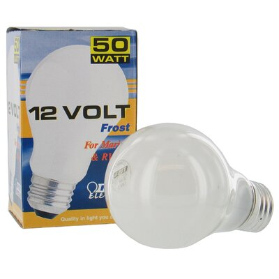 FeitElectric 50W Frosted 12-Volt Light Bulb at Sears.com