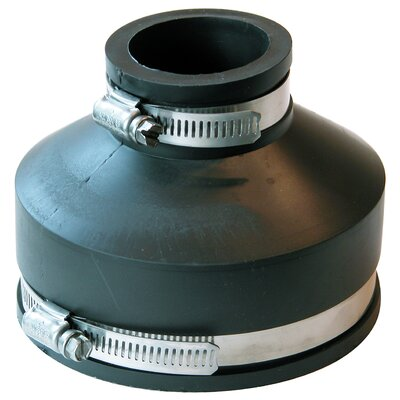 Flexible Coupling with Clamp
