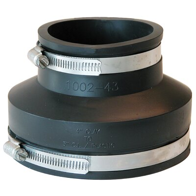 Coupling Size: 4 x 3
