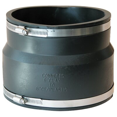 Coupling Size: 6 x 6