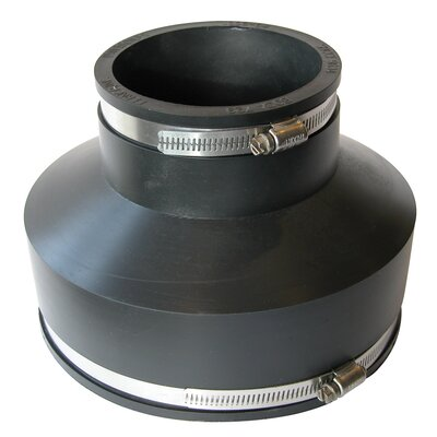 Flexible Coupling Size: 6 x 4