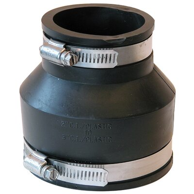 Stock Coupling Size: 3 x 2