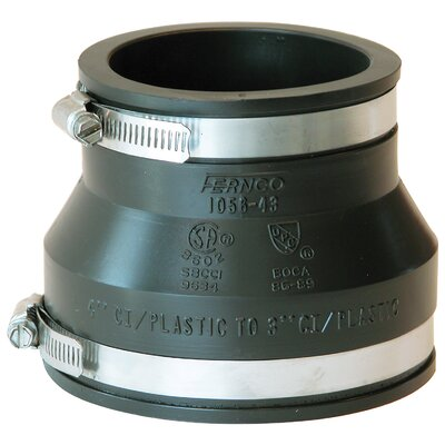 Stock Coupling Size: 4 x 3