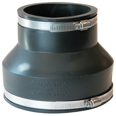 Stock Coupling Size: 6 x 4