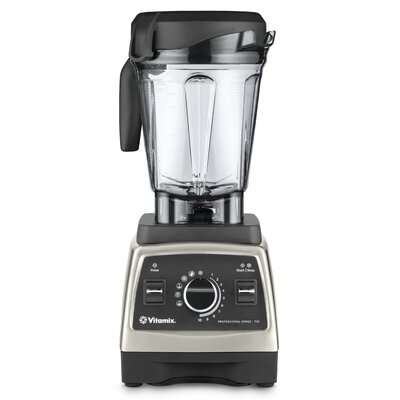 Vitamix Professional Series 750 Blender in Brushed Metal