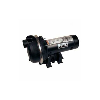 1-1/2 HP Self Priming High Capacity Sprinkler Pump