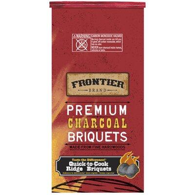 """Charcoal Briquet Size: 26.5"""" H x 14"""" W x 8"""" D 192-330-328"""
