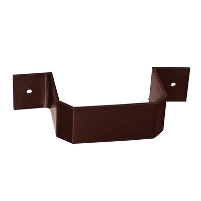 Downspout Bracket Color: Brown