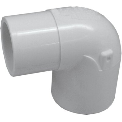 PVC 90 Street Elbow (Set of 10) Size: 0.5