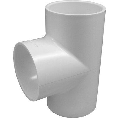 PVC Tee Size: 1