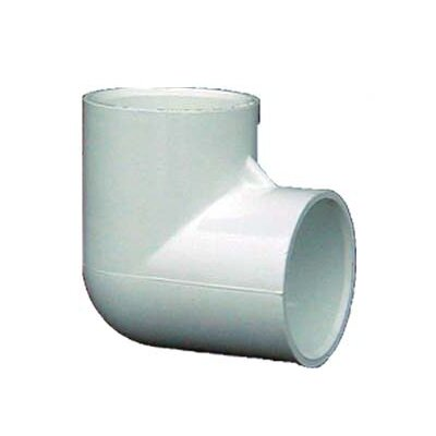 3/4 x 1/2 PVC Sch. 40 90 Reducing Elbow (Set of 10)