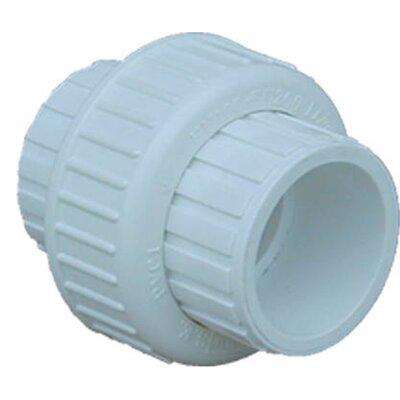 ISP PVC Slip Union Size: 1