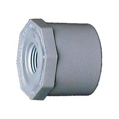 Reducing Bushing Size: 1.25 x 0.5