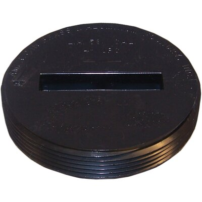 ABS Counter Sunk Plug Size: 2