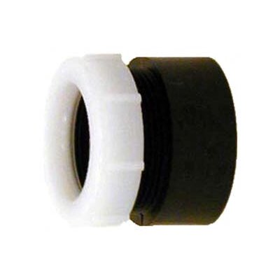 ABS-DWV Trap Adapters Size: 1.5