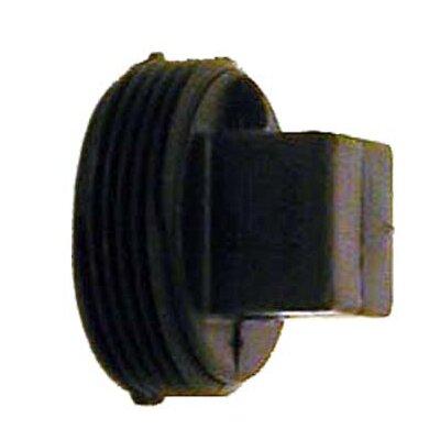 Treaded Plugs Size: 2