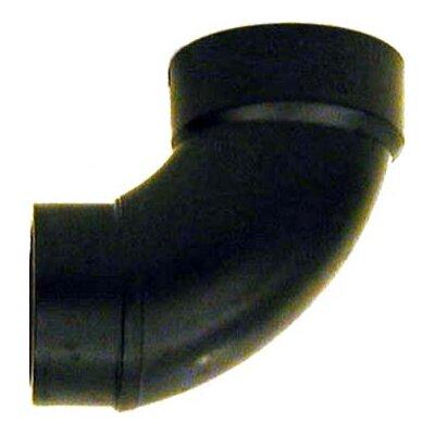 ABS-DWV 90 Street Sanitary Elbows Size: 2