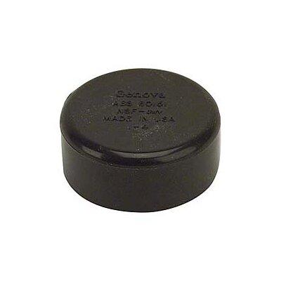 ABS-DWV Caps Size: 4