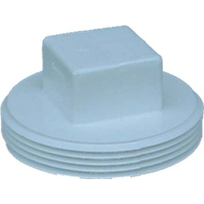 Styrene Clean-Out Plug