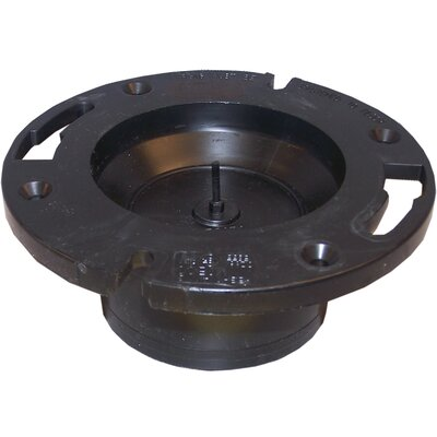 4 x 3 Pop Top Closet Flange Hub