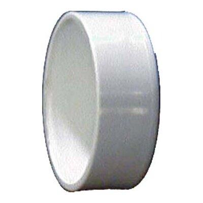 Sch. 40 PVC-DWV Caps Size: 3