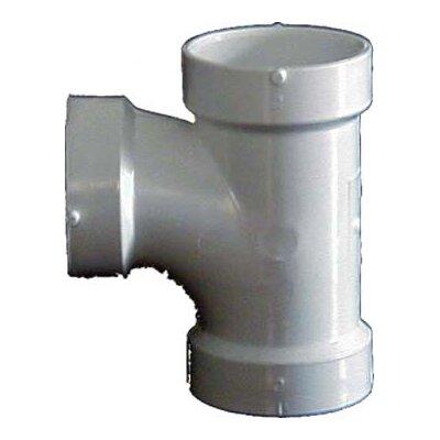Sch. 40 PVC-DWV Wyes Size: 1.5