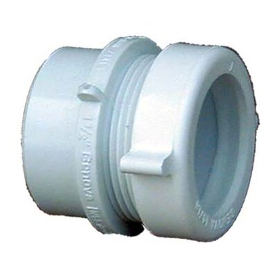 40 PVC-DWV Fitting Trap Adapter