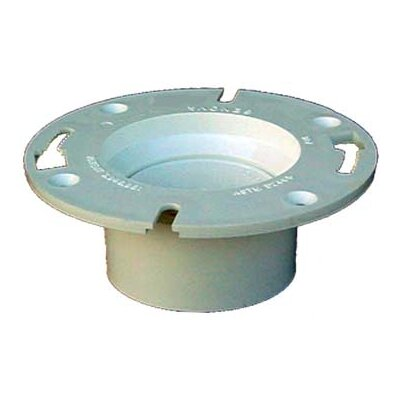 40 PVC-DWV Pop Top Closet Flange