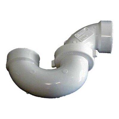 40 PVC-DWV Adjustable P-Trap with Union