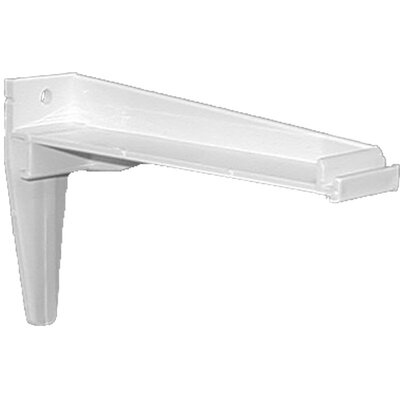 Gutter Bracket Color: White