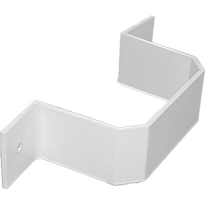 Downspout Bracket Color: White