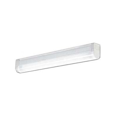 Fluorescent Under Cabinet Bar Light Size: 1.125H x 1.75W x 27D