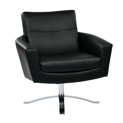 Nova Arm Chair Color: Black Product Picture 8287