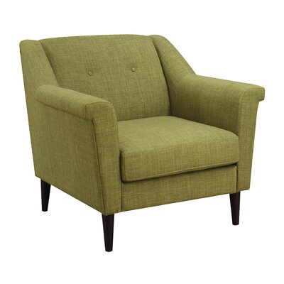 Bryant Armchair Color: Green