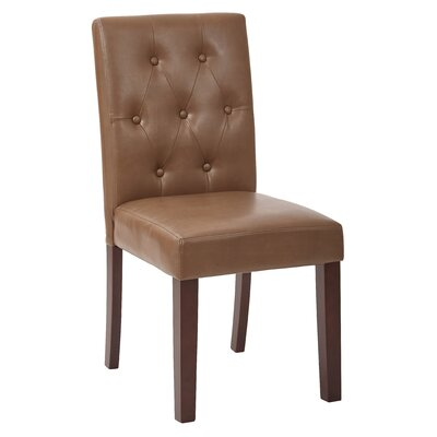 Side Chair Color: Molasses