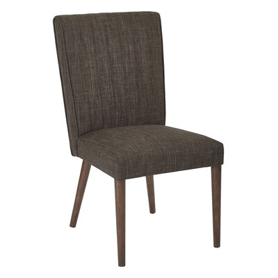 Caroline Parsons Chair Upholstery: Taupe