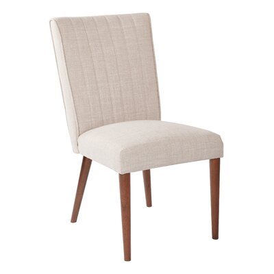 Caroline Parsons Chair Upholstery: Dove Gray